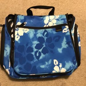 L.LBean personal organizer medium bag